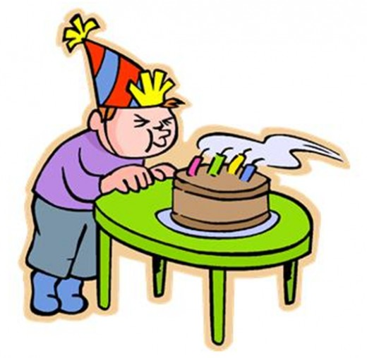 Happy Birthday Cake Clip Art Free