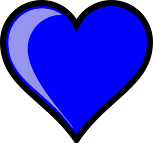 blue heart clipart clipart panda free clipart images rh clipartpanda com blue heart clipart with tail blue heart clipart png