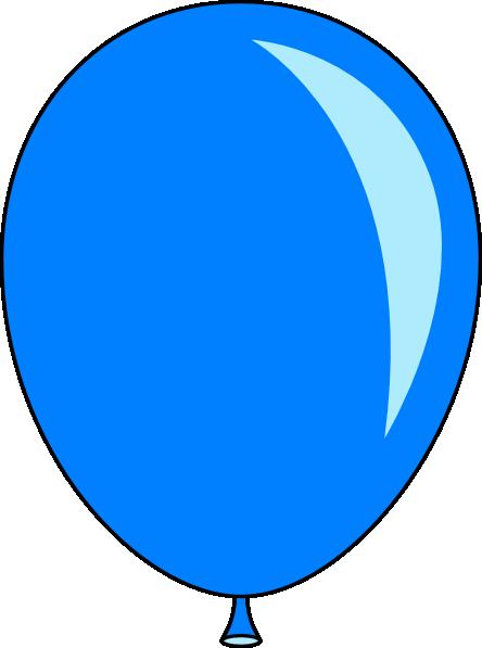 Clip Art Ballon Clipart blue balloon clipart panda free images