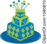 Blue Birthday Cake Clip Art | Clipart Panda - Free Clipart ...