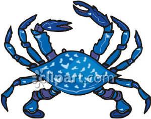 Crab Clip Art Black And White | Clipart Panda - Free ... Blue Crab Clipart Black And White