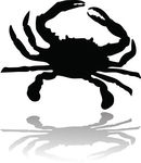 crab - crab Clipart | Clipart Panda - Free Clipart Images Blue Crab Clipart Black And White