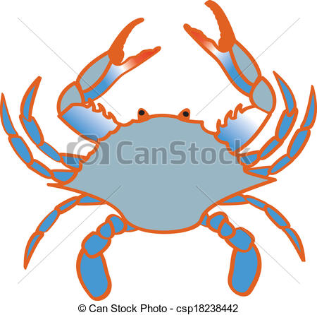 Blue Crab Clipart | Clipart Panda - Free Clipart Images