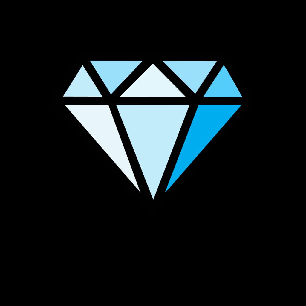 free clip art diamond - photo #5