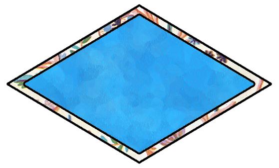 blue diamond shape images reverse search