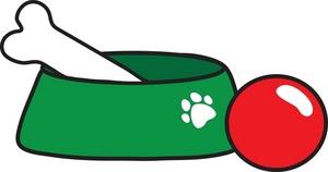 Dog Bowl Clipart | Clipart Panda - Free Clipart Images - photo#11