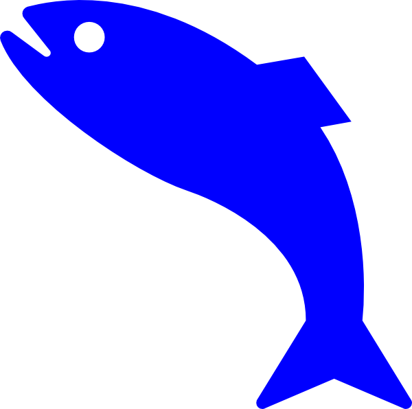 Blue Fish Clip Art | Clipart Panda - Free Clipart Images