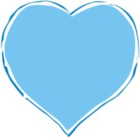 blue heart clip art clipart panda free clipart images rh clipartpanda com blue heart clipart free blue heart clipart with tail