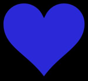 blue heart clipart clipart panda free clipart images rh clipartpanda com small blue heart clipart navy blue heart clipart