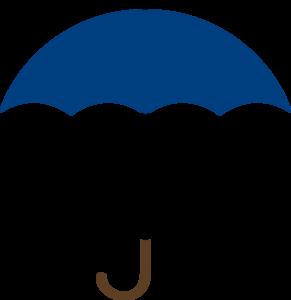 blue%20umbrella%20clipart