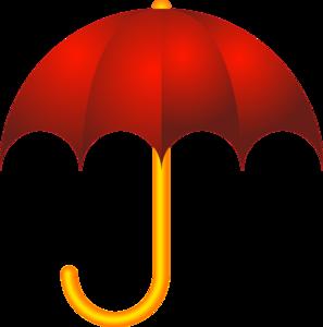 Red Closed Umbrella Clipart Panda Free Clipart Images