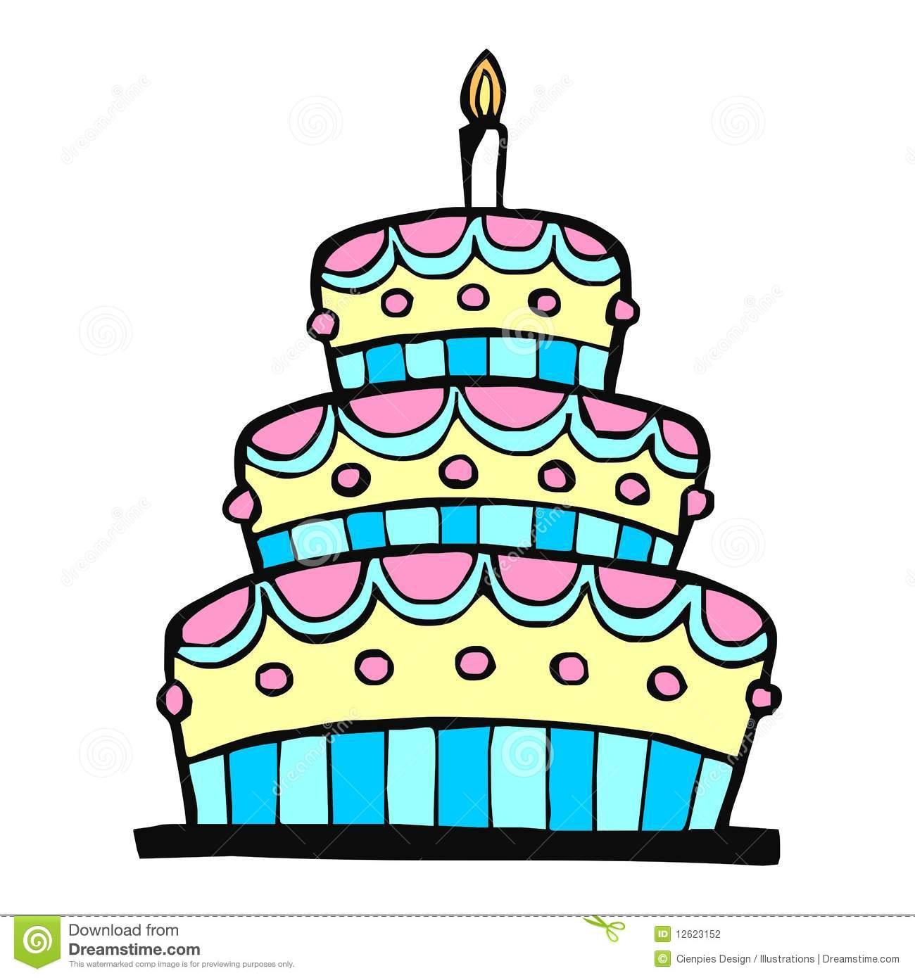 Wedding Cake Clip Art images