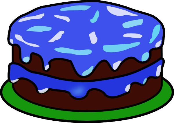 Blue Wedding Cake Clipart | Clipart Panda - Free Clipart ...
