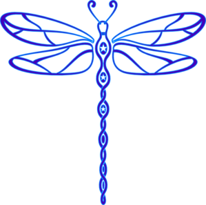 Dragonfly Outline Clipart   Clipart Panda - Free Clipart Images