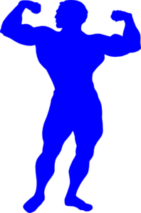 Bodybuilder Clipart Clipart Panda Free Clipart Images