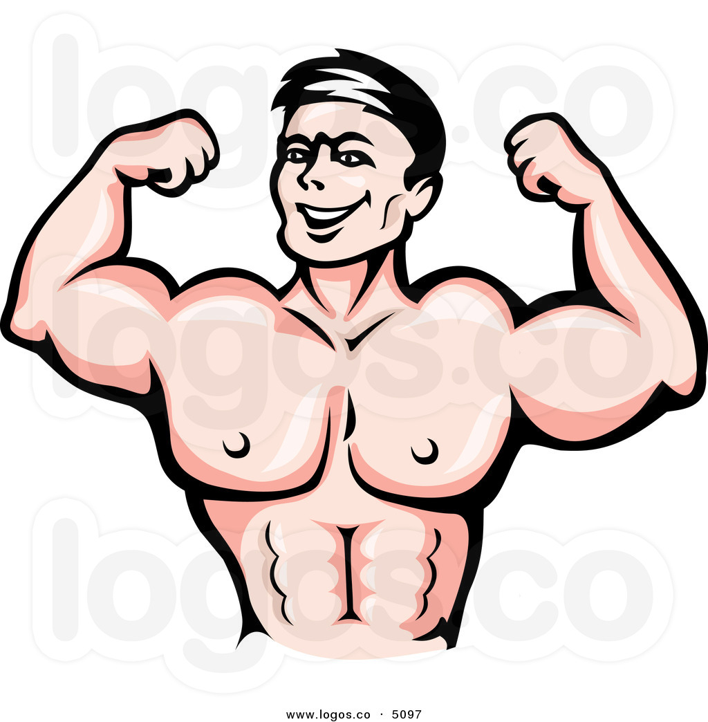 clipart strong man - photo #4