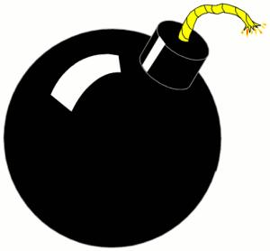 Clipart Bombe bomb clip art free | clipart panda - free clipart images