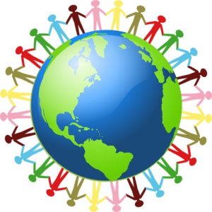 Transnational and global communities connecting people all around the world