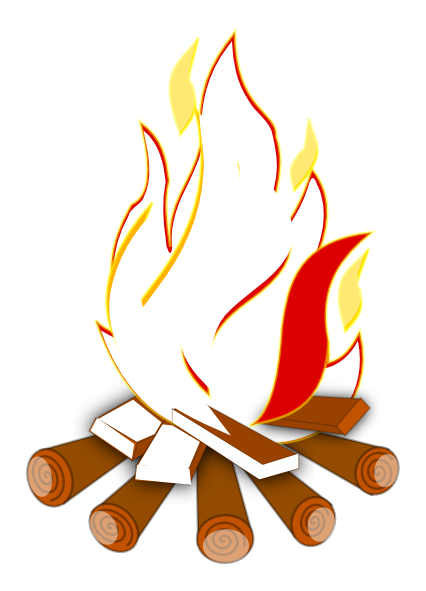 Bonfire Cartoon | Clipart Panda - Free Clipart Images