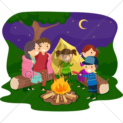 Bonfire Cliparts, Stock Vector And Royalty Free Bonfire Illustrations