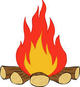 bonfire 20clipart