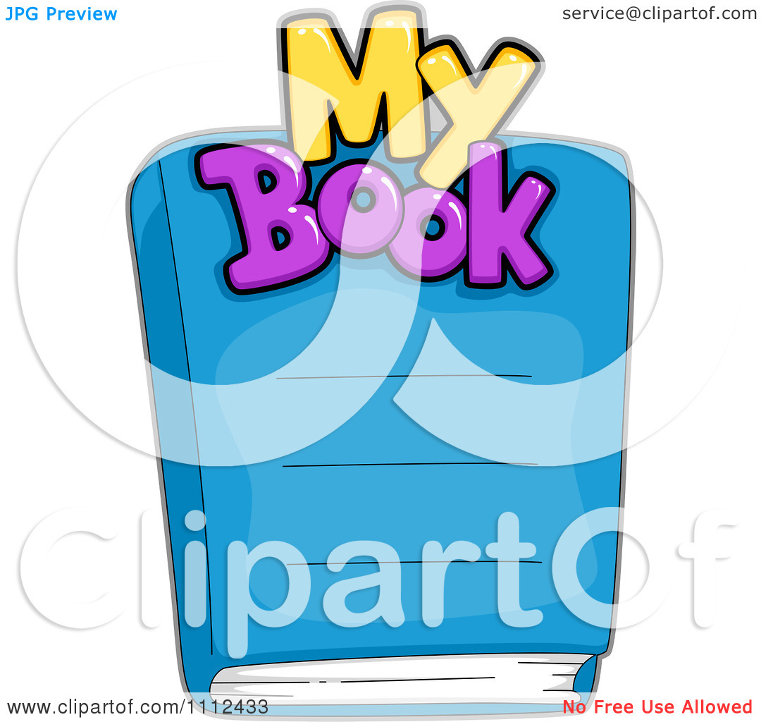 My Art Book Cover : Clipart my book text over a panda free