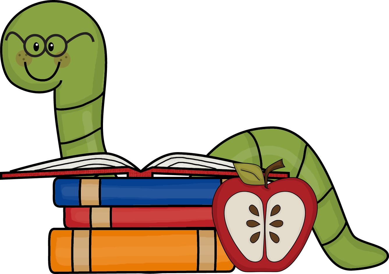 clipart pictures of books - photo #27