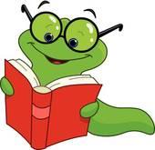 book worm clip art clipart panda free clipart images rh clipartpanda com Cute Bookworm Adult Clip Art Bookworm