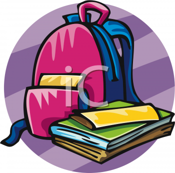 bookbag clipart clipart panda free clipart images rh clipartpanda com unpack backpack clipart the book it's in the bag clipart