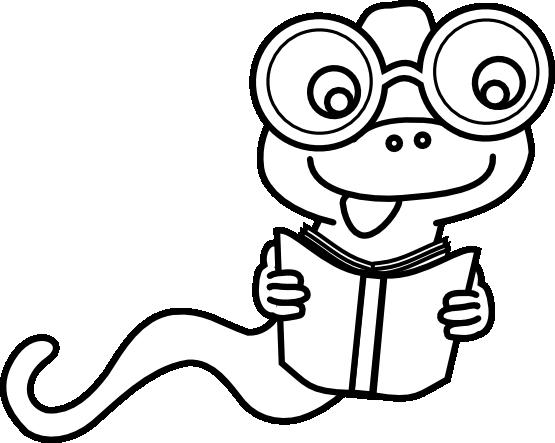 Clip Art Book Worm Clipart bookworm clip art black and white clipart panda free clipart