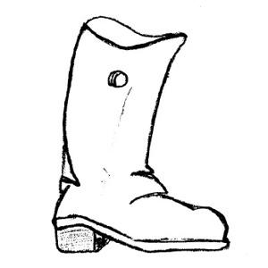 Clip Art Boots Clip Art boot clipart panda free images