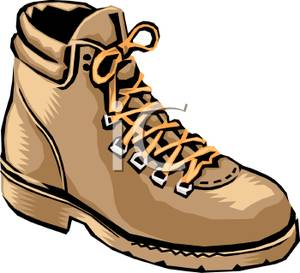 Clipart Picture Hiking Boots Clipart Panda Free Clipart Images
