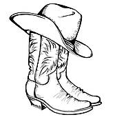 cowboy boots clipart black and white clipart panda free clipart rh clipartpanda com cowboy boots pictures clip art free cowboy boots images clip art free