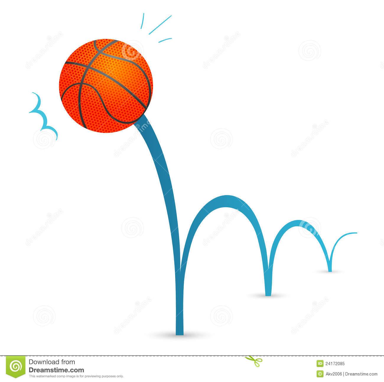 ball bouncing