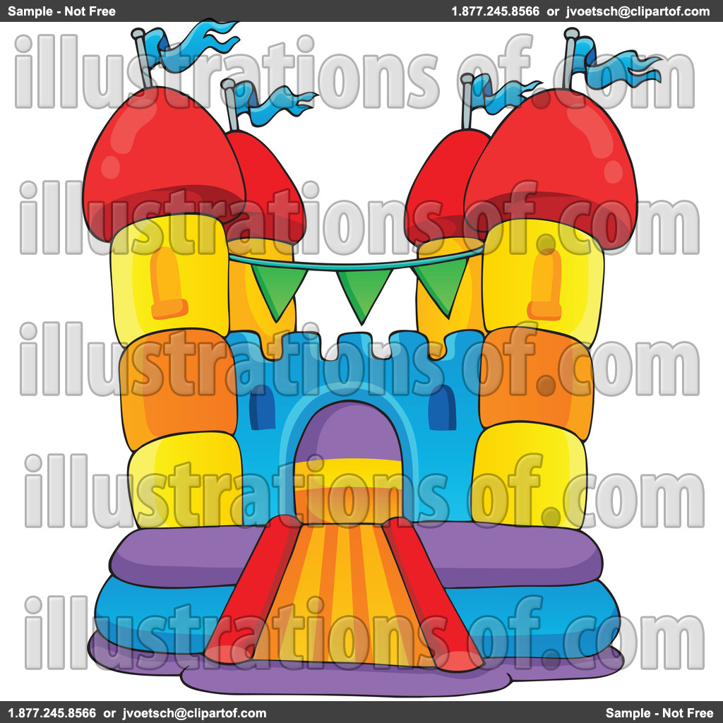 free bounce house clipart - photo #8