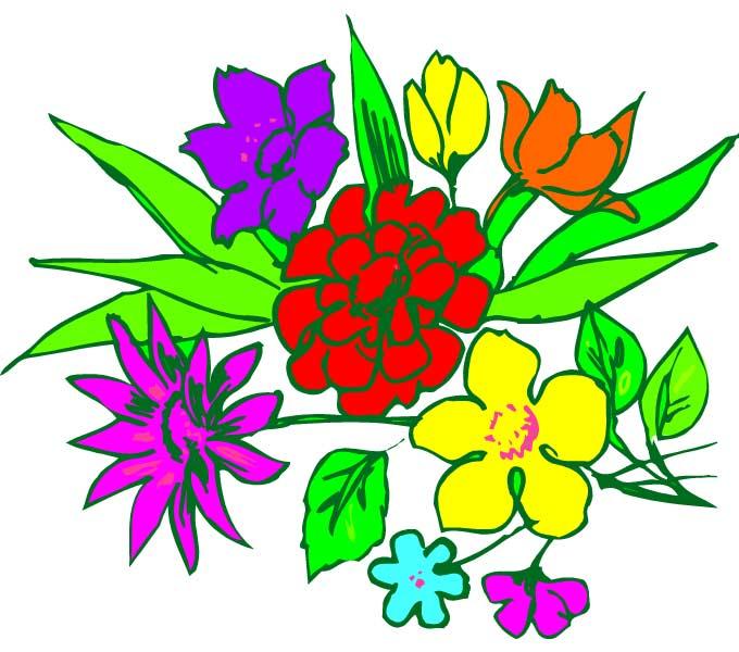 free flower bouquet clip art | Clipart Panda - Free Clipart Images