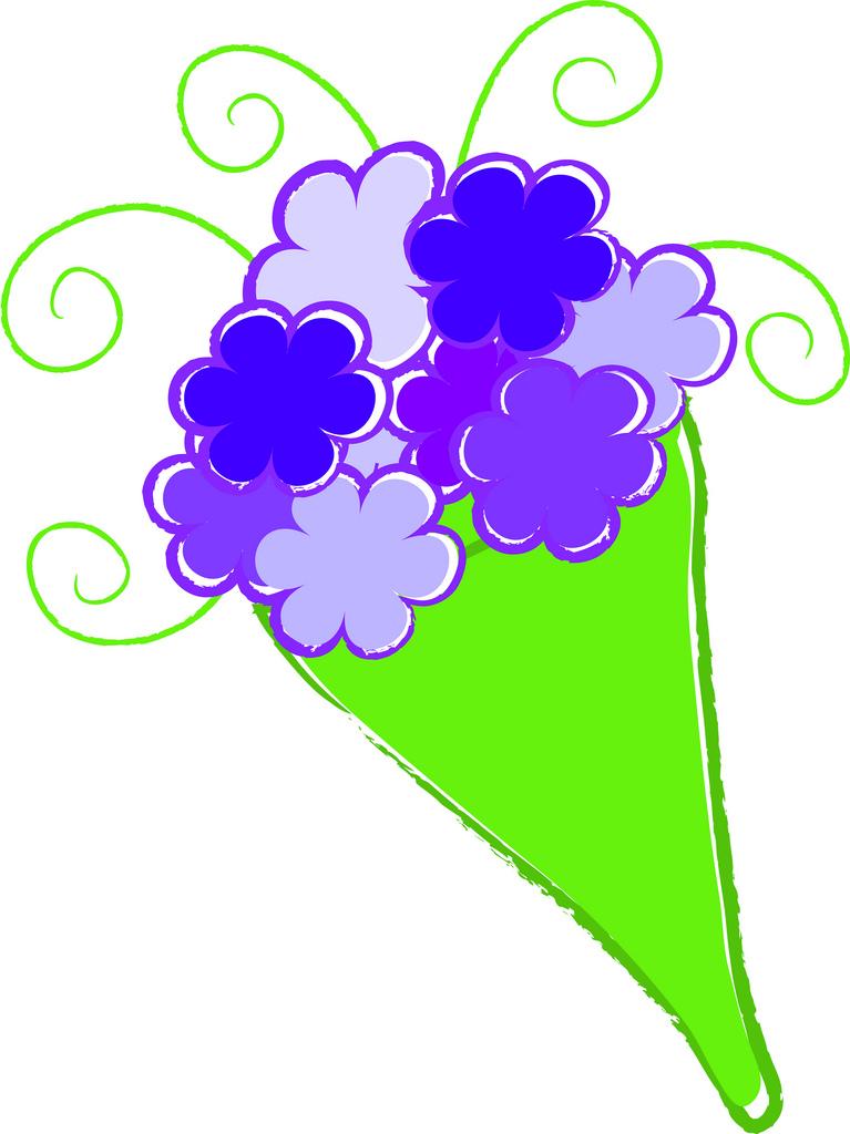 Flower Bouquet Clip Art | Clipart Panda - Free Clipart Images
