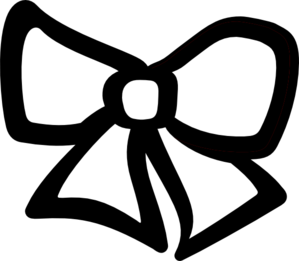 bow%20clipart%20black%20and%20white