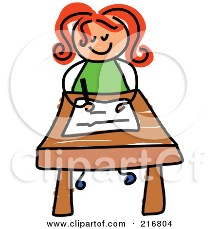 boy%20and%20girl%20writing%20clipart
