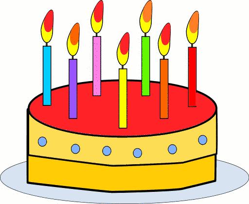 Boy Birthday Cake Clip Art | Clipart Panda - Free Clipart Images