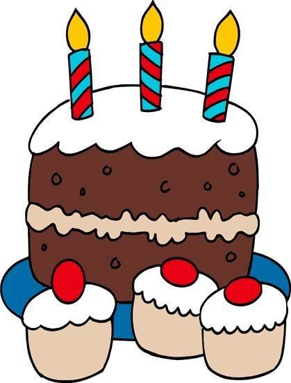 Boy Birthday Cake Clip Art | Clipart Panda - Free Clipart ...