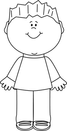 Boy Clip Art Image