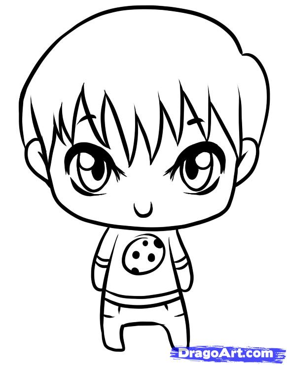 boy20hair20drawing - Drawing For Boys