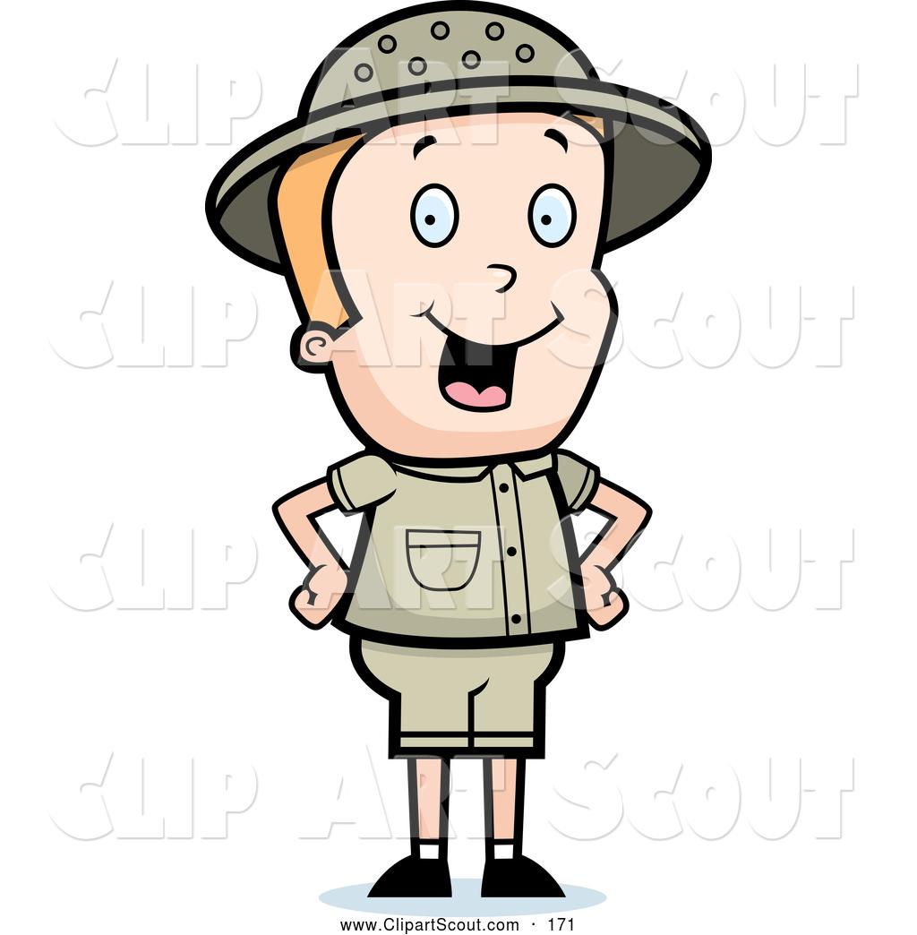 Boy Standing Clipart - Clipart Kid |Clipart Boy Standing