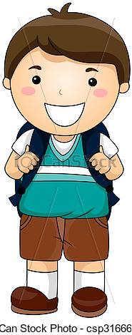 Boy Student Clipart | Clipart Panda - Free Clipart Images