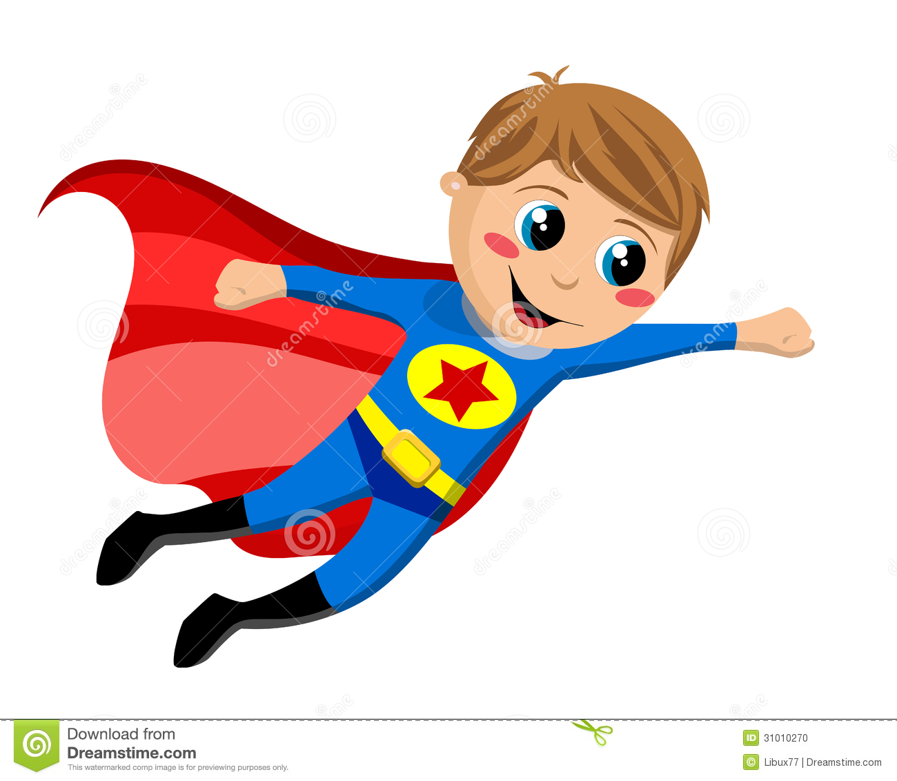 flying superwoman clipart clipart panda   free clipart