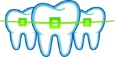 dental braces clipart | Clipart Panda - Free Clipart Images