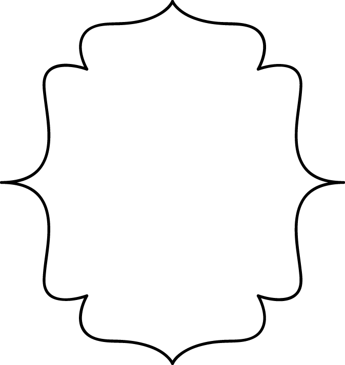 Frame Clip Art Black And White