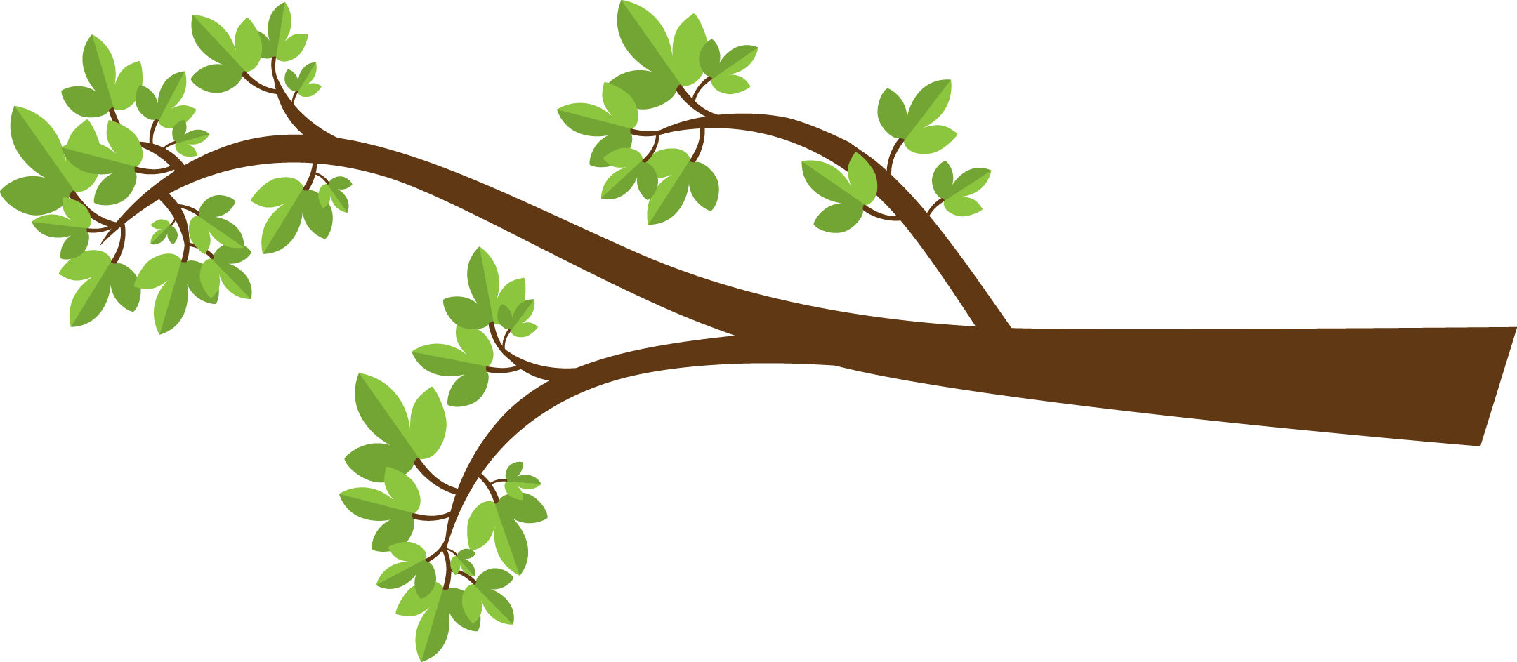 tree branch with leaves | Clipart Panda - Free Clipart Images