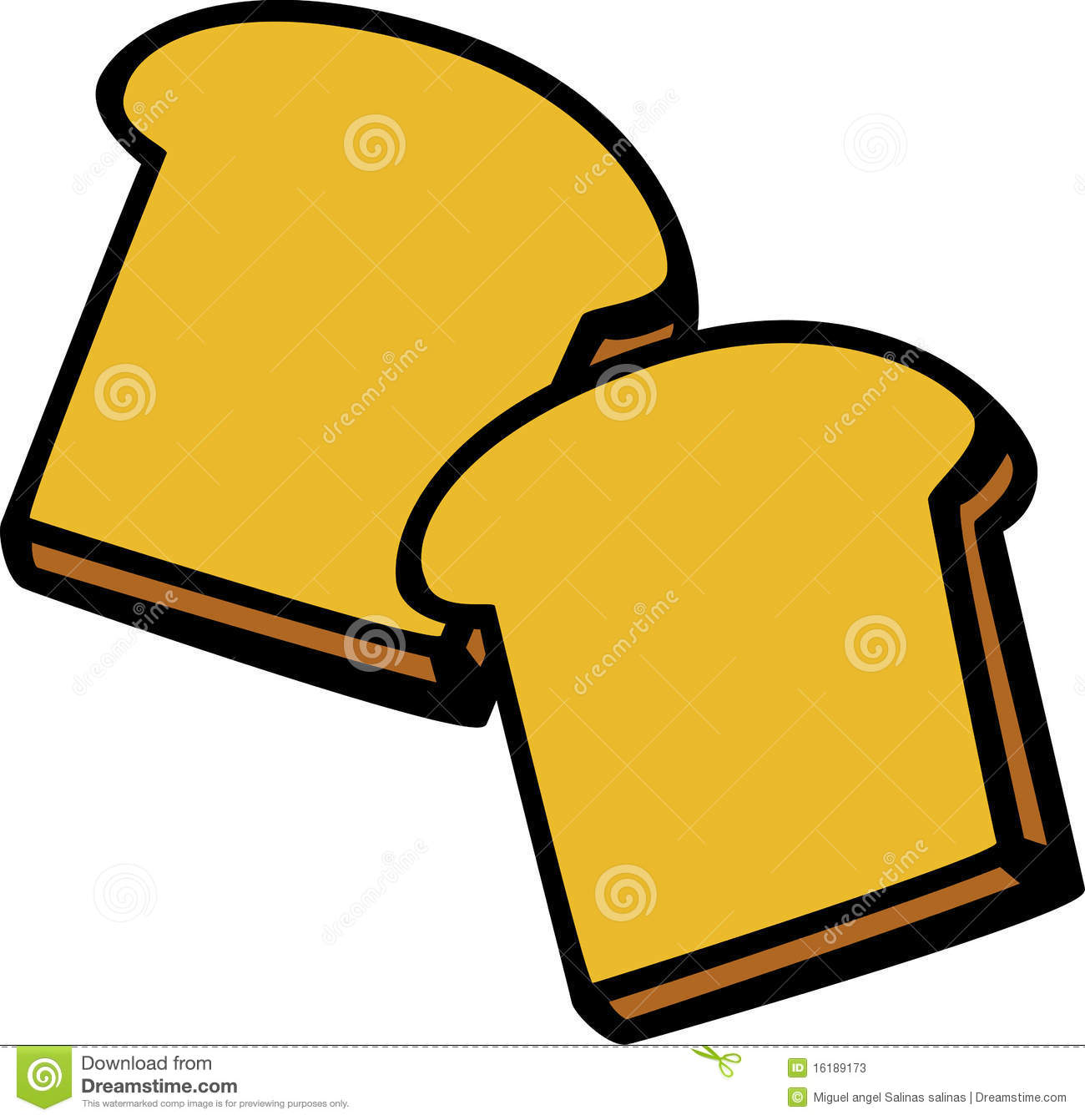 slice of bread clipart black and white clipart panda free rh clipartpanda com slice of bread clipart free